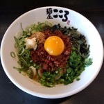 麺屋 こころ - 料理写真:台湾まぜそば(780円)