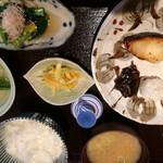 自由が丘 修 - 銀鱈の西京焼きランチ