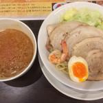 雷神ラーメン - 濃厚エビつけ麺
