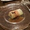 アジャン - 料理写真:鱈白子と味わい鶏ささみのファルシ