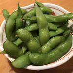 や台ずし 赤萩町 - 枝豆
