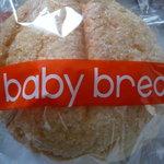 ベィビーブレッド - メロンパン