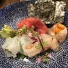 Ajisaishinya - 料理写真:お刺身