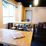 BAK Brewery - 店内