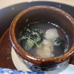 98953960 - はまぐりのスープ