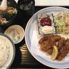 ひさご - 料理写真:牡蠣フライ定食