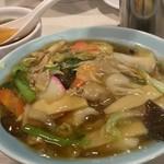 龍味 - 中華飯670円