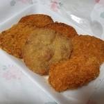 湧川精肉店 - 料理写真:「Butcher's shop Wakukawa」さんの揚げ物