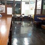 黒田藩 - 店内は広いです。