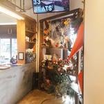 エッセンス カフェ - 店内