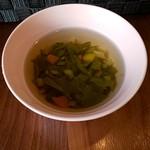 綴cafe - スープ