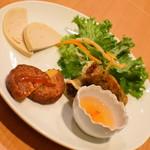 ベトナム料理 故郷レストラン - 料理写真:故郷おつまみセット(980円+税)2018年12月