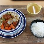 街道ホステルおたて - 料理写真: