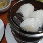 品珍閣 - エビ蒸し餃子