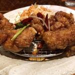 98966767 - 2018.12.12  鶏もも肉の香味唐揚げ