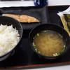 吉野家 - 料理写真:焼魚定食 450円