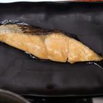 吉野家 - 焼魚(鮭)