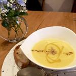 98967906 - トウモロコシのスープ