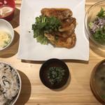 おぼんdeごはん - 生姜焼き 定食
