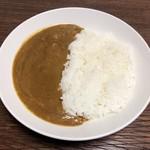 ウィング イースト - 料理写真:ガンジスカレー