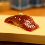 こい勢 - とびしまの鮪:赤身漬け