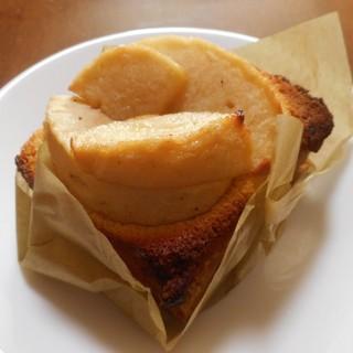 ラ・パティスリープレジール - 料理写真:アップルパイ