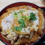にく友食堂 - 2013年キングオブ静岡どんぶり東部1位のすそのポークかつ丼