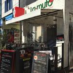 La muto PIZZA&TRATTORIA - 店舗の外観