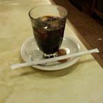 東都グリル - アイスコーヒー(400円)
