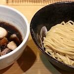 西梅田 らんぷ - 【つけ麺 + 味玉】¥900 + ¥150
