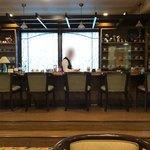 茶房 珈路 - 店内カウンター席