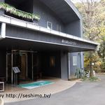 霧の森レストラン - 店建物入口