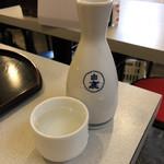 串カツ田中 - 日本酒