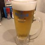 串カツ田中 - ビール