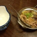 ニュー浅草本店 - もつ煮込(450円)