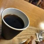 ブックマークカフェ - コーヒー