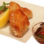 韓国の家庭料理 はなだ - 手羽中焼き(2本)