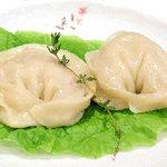 韓国の家庭料理 はなだ - 蒸しマンドゥ(2個)