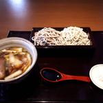 蕎麦切り さとう - 料理写真: