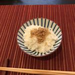 和 あすか - ご飯 ご飯のお供 チリメン山椒