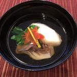 和 あすか - 蟹新庄 舞茸 お吸い物