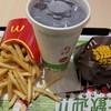 マクドナルド - 料理写真:濃グラコロチーズフォンデュ Lセット(700円)