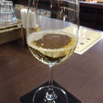 ちょい飲み バー ドン キホーテ - スタッフさんおすすめ白ワインのオールド・コーチ・ロードゲヴェルツトラミナー350円