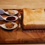 98983452 - 極美ナチュラル食パン、3種のジャムセット