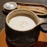 チャムアパートメント - ミルクコーヒー