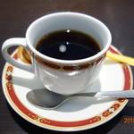 ステーキ。山 - コーヒー