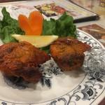 ラフィー インディアンレストラン - タンドリーチキン