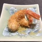 十皿 - 海老の串