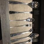 十皿 - カラトリー