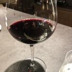 十皿 - 赤ワイン